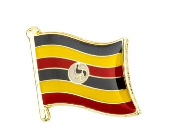 New Novelty Ugandan Flag Thumbs Up To Uganda Flag Photo Fridge Magnet