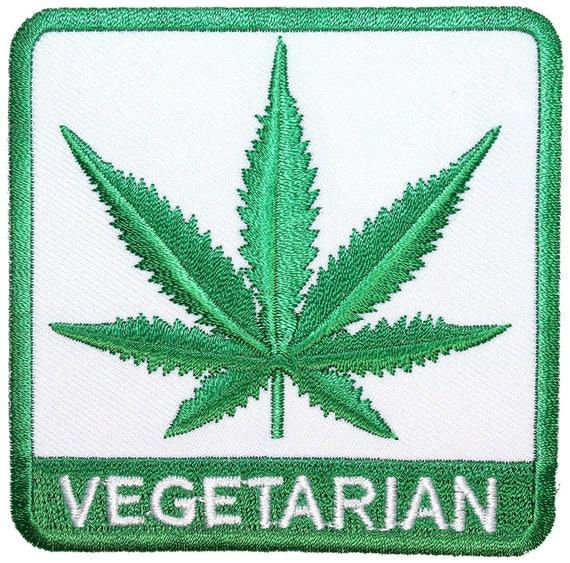 Конопля смешные листья марихуаны желтыми пятнами
