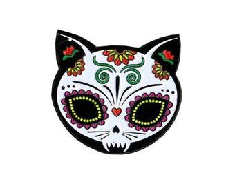 Evilkid Gato Muerto Enamel PinLicensed by Yujean Products Hat Tie Tack Badge Pin