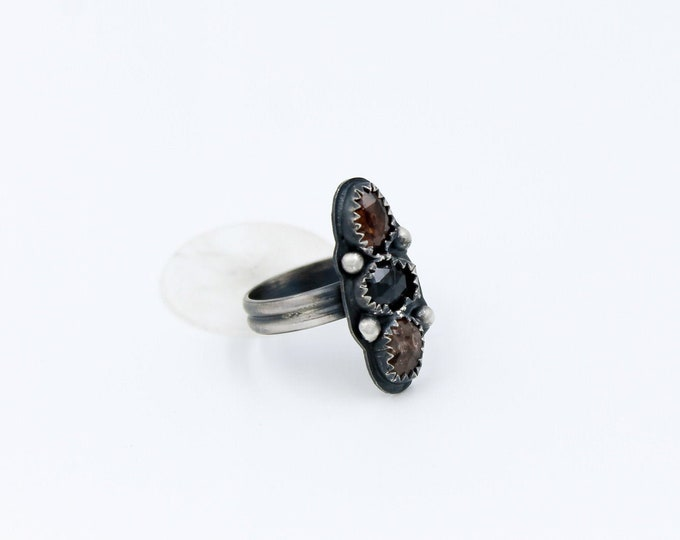 Spinel Ring Size 7