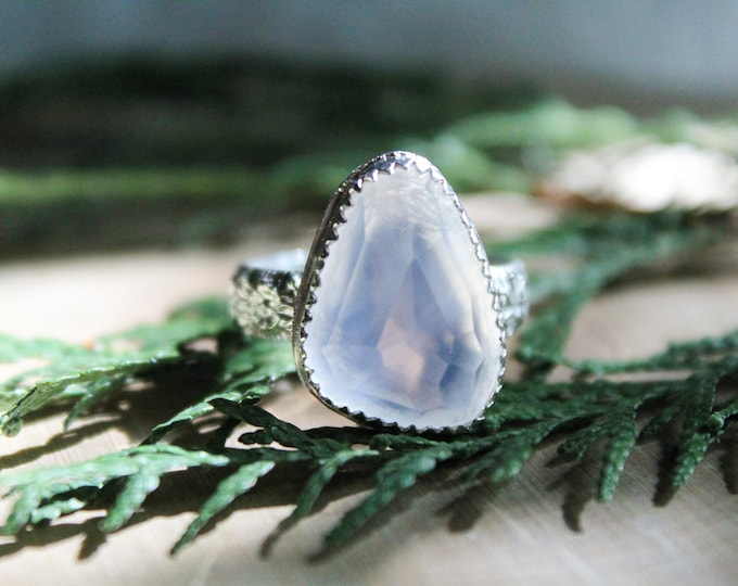 Moonstone Ring Size 6