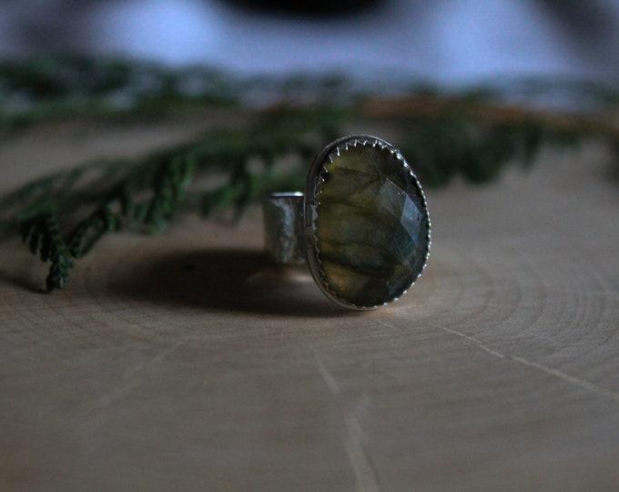 Laborodite Ring size 4.75