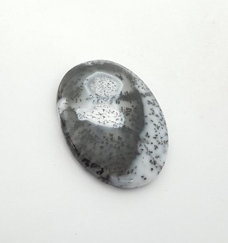 Dendritic Agate Cabochon