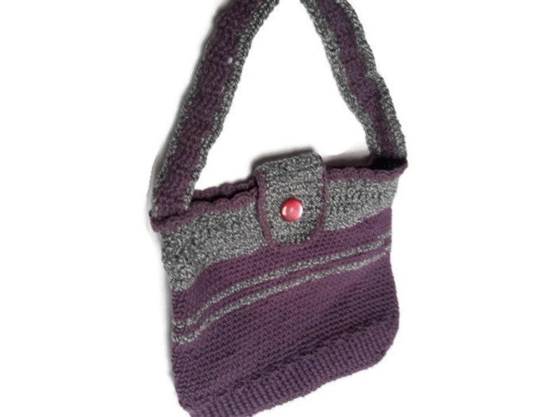 53aafcbd95640 Handmade torba worek Crochet torba na ramię torba na zakupy