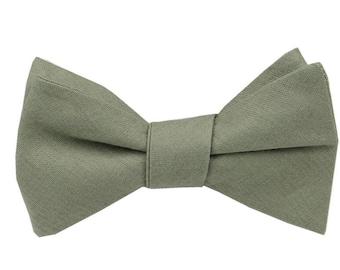 Self Tie Bow Tie Emerald Paisley Steampunk Retro Tuxedo Wedding Prom Party