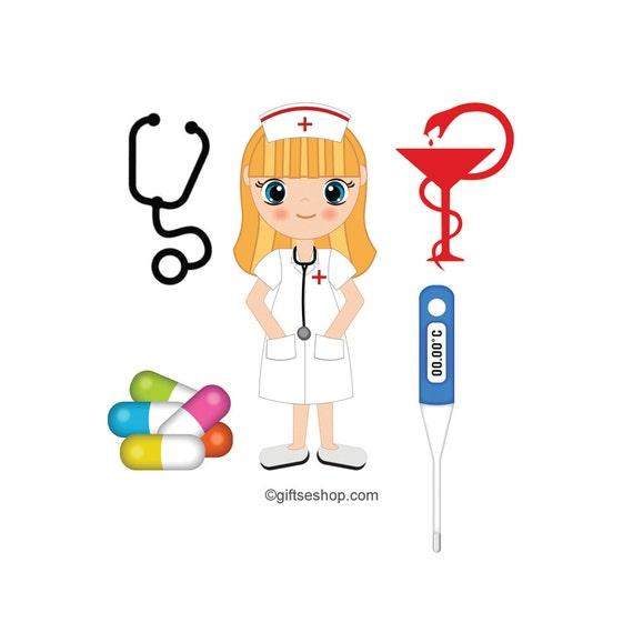 nurse images medical clipart nurse clipart doctor clipart etsy rh etsy com nurse pics clip art nurse images clip art free