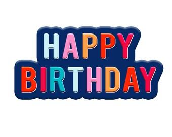 birthday clipart etsy rh etsy com