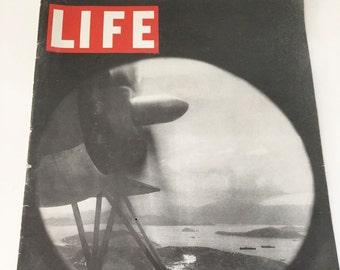 1945 Life Magazine  The Pacific