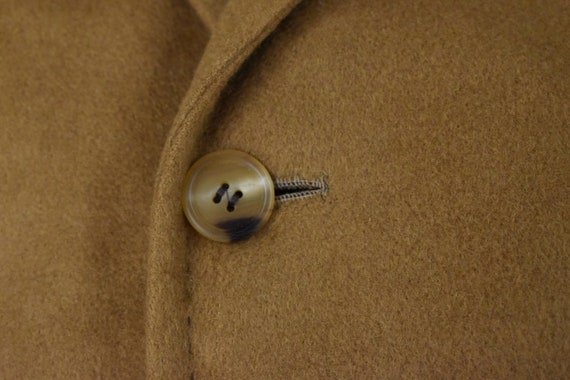 1950's or 1960's Cashmere Coat - image 7
