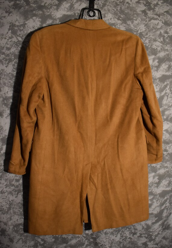 1950's or 1960's Cashmere Coat - image 5