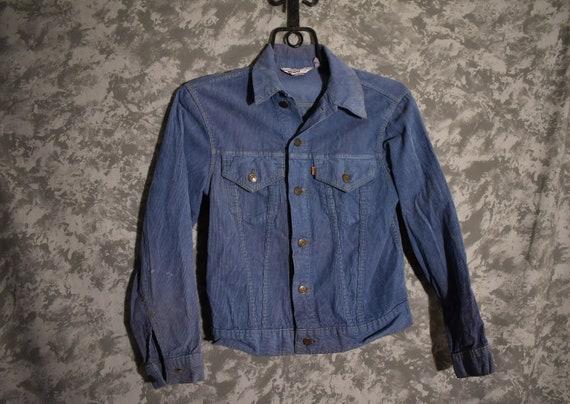 1970's Levi's (Orange Tab) Men's Corduroy Jacket - image 1