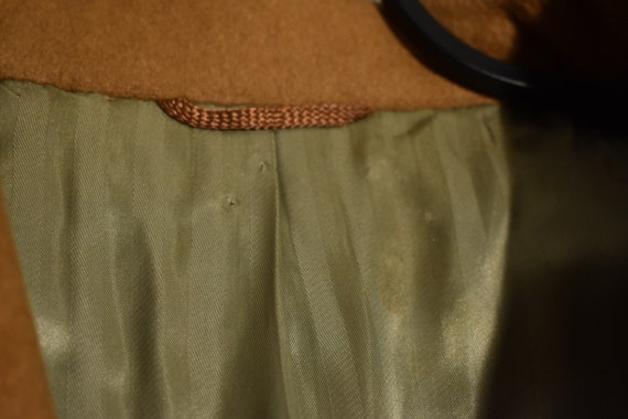 1950's or 1960's Cashmere Coat - image 4