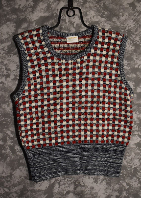 1960's or 1970's Sweater Vest