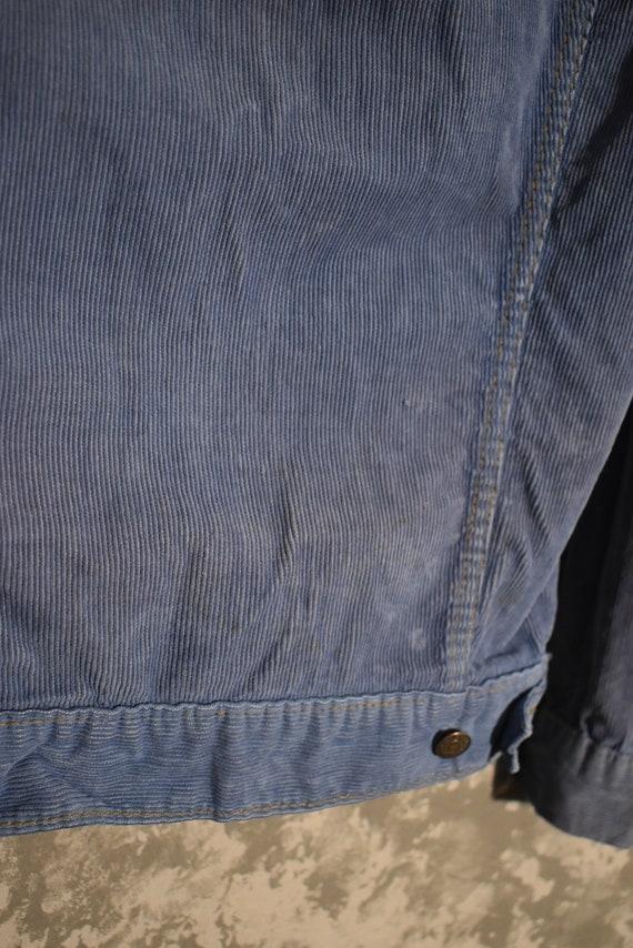 1970's Levi's (Orange Tab) Men's Corduroy Jacket - image 10