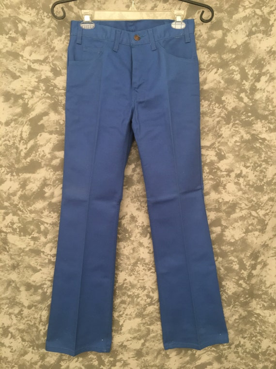 1970's JC Penny Brand Bell Bottoms