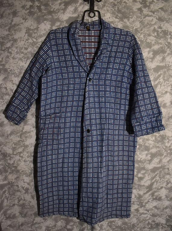 1950's Blue Beacon Robe