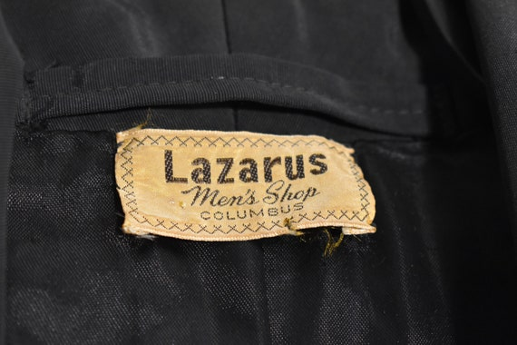 1950's Smoking/Leisure Jacket (Corduroy & Satin) - image 3