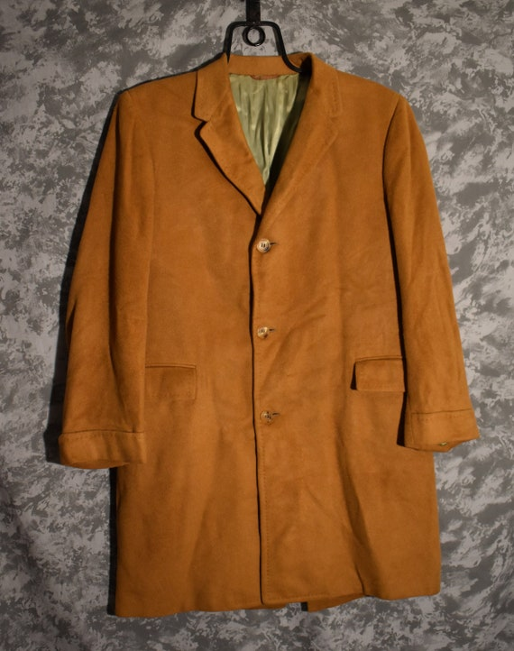 1950's or 1960's Cashmere Coat