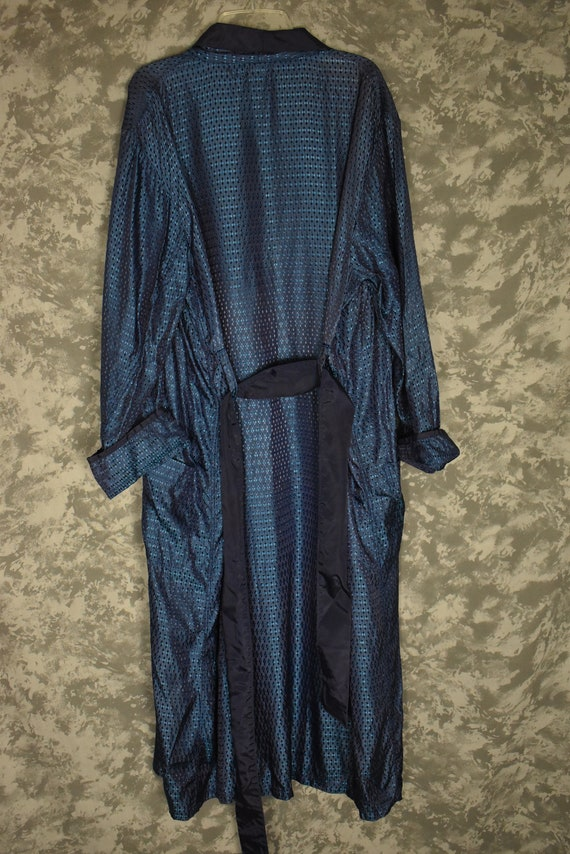1950's Men's Robe/Dressing Gown (with Belt) - image 4