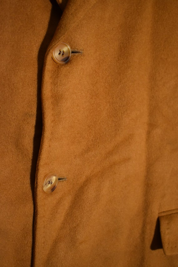 1950's or 1960's Cashmere Coat - image 2
