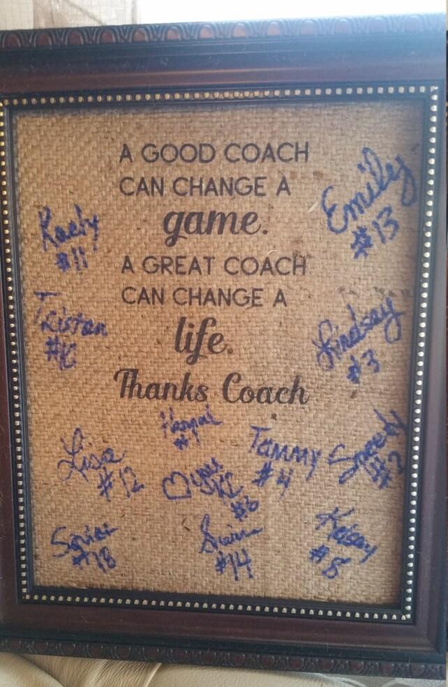 Trainer Geschenk Idee/Special Trainer/Cheer Coach | Etsy