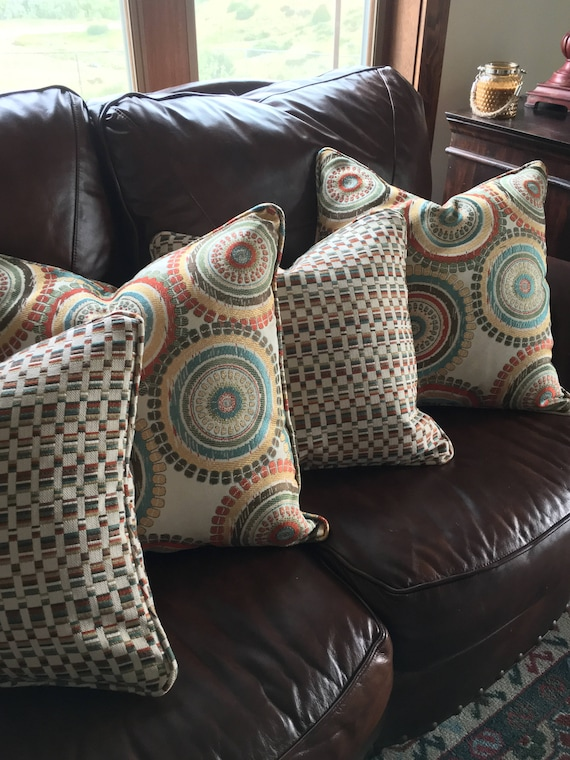 Custom Made Pillows from Your Own Fabric Throw Pillow  5d4e88fda