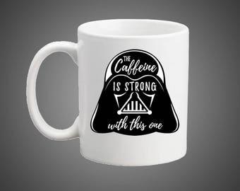 Dark Side Caffeine Mug