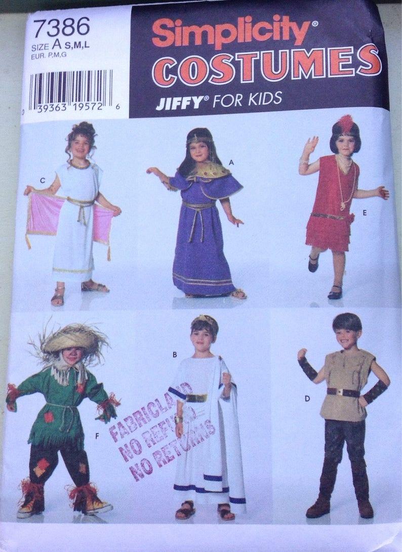 Simplicidad para mujer Super Mario Disfraz Princesa Peach Daisy patrón de costura 8476