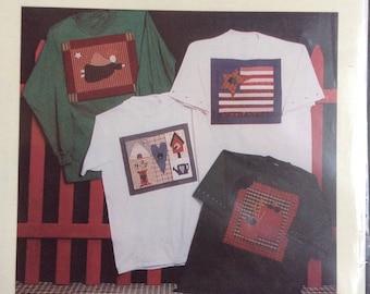 Patchwork Plus seasonal tshirt designs