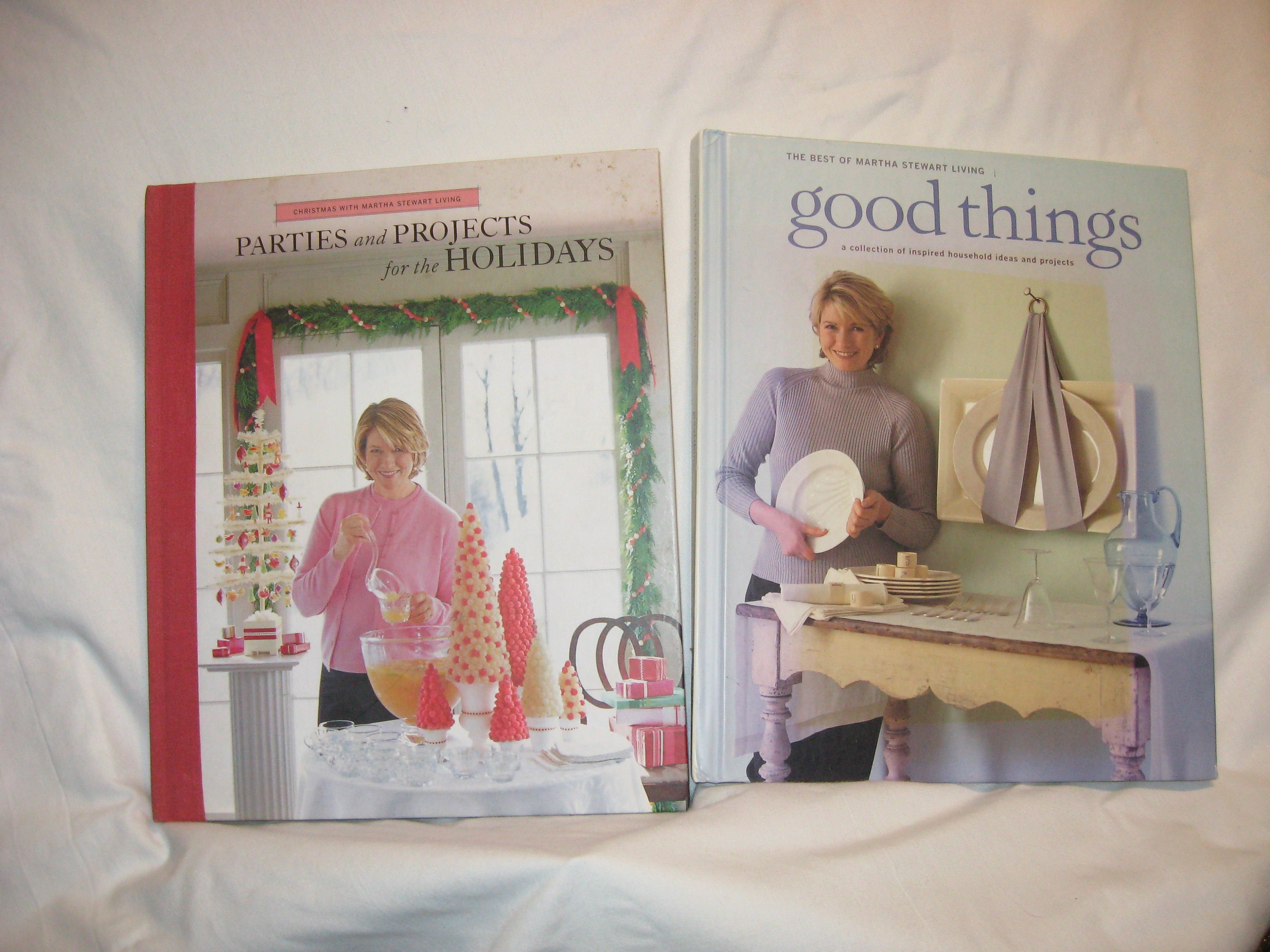 Martha Stewart Craft Books Parties And Projects For The Etsy