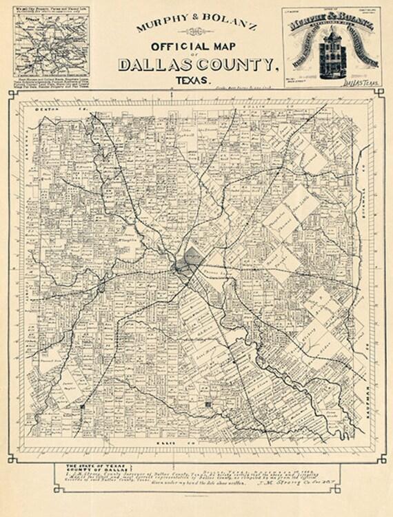 Map Of Beaumont Texas.Map Of Beaumont Texas Tx 1902 Vintage Restoration Hardware Etsy