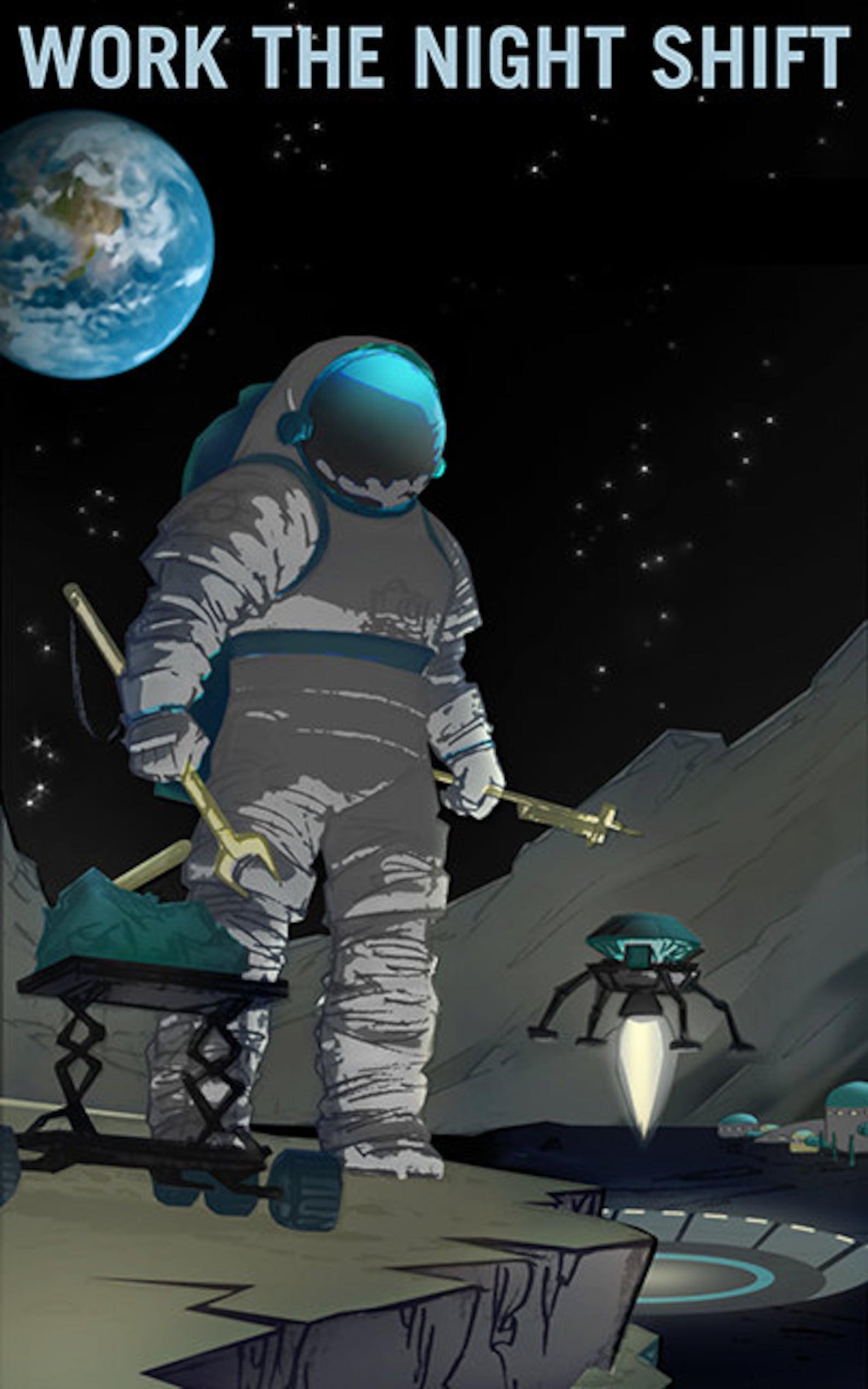 nasa explorer mars - 650×1040