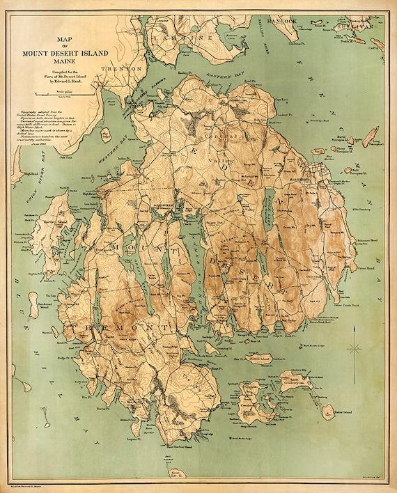 Map of the Mount Desert Island, Acadia National Park, Maine. 1893. Map Of Acadia Maine on map of aroostook county maine, map of lincoln maine, map of rhode island maine, map of nova scotia maine, map of somerset maine, map of winn maine, map of liberty maine, map of popham colony maine, map of fairview maine, map of maine national parks, map of dover maine, map of columbia maine, map of lucerne maine, map of downeast maine, map of quebec maine, map of maine thunder hole arcadia, map of katahdin maine, map of mount desert island maine, map of colorado maine, map of franklin maine,