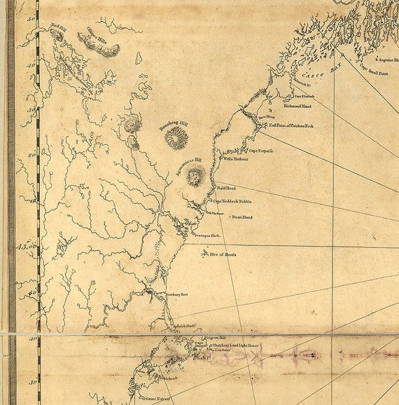 Map of Coast of New England. 1776. Restoration Hardware Home Deco Style Map Of New England on map of long island 1776, map of north america 1776, map of nantucket 1776, map of manhattan 1776, map of africa 1776, map of germany 1776, map of great britain 1776, map of american colonies 1776, map of mexico 1776, map of united states 1776, map of texas 1776, map of dorchester heights 1776, map of california 1776, map of massachusetts 1776, map of philadelphia 1776, map of alaska 1776, map of canada 1776, map of russia 1776, map of trenton 1776, map of virginia 1776,