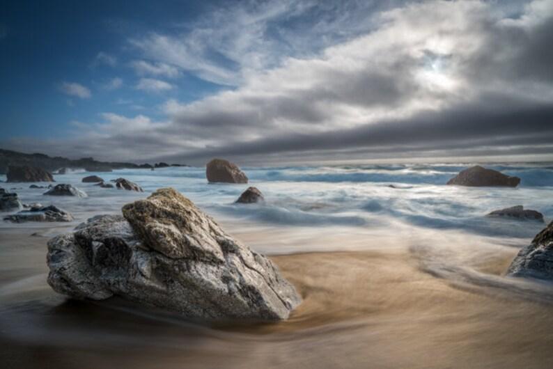 Big Sur Photography / Ocean Artwork / Seascape Prints / Edge image 0
