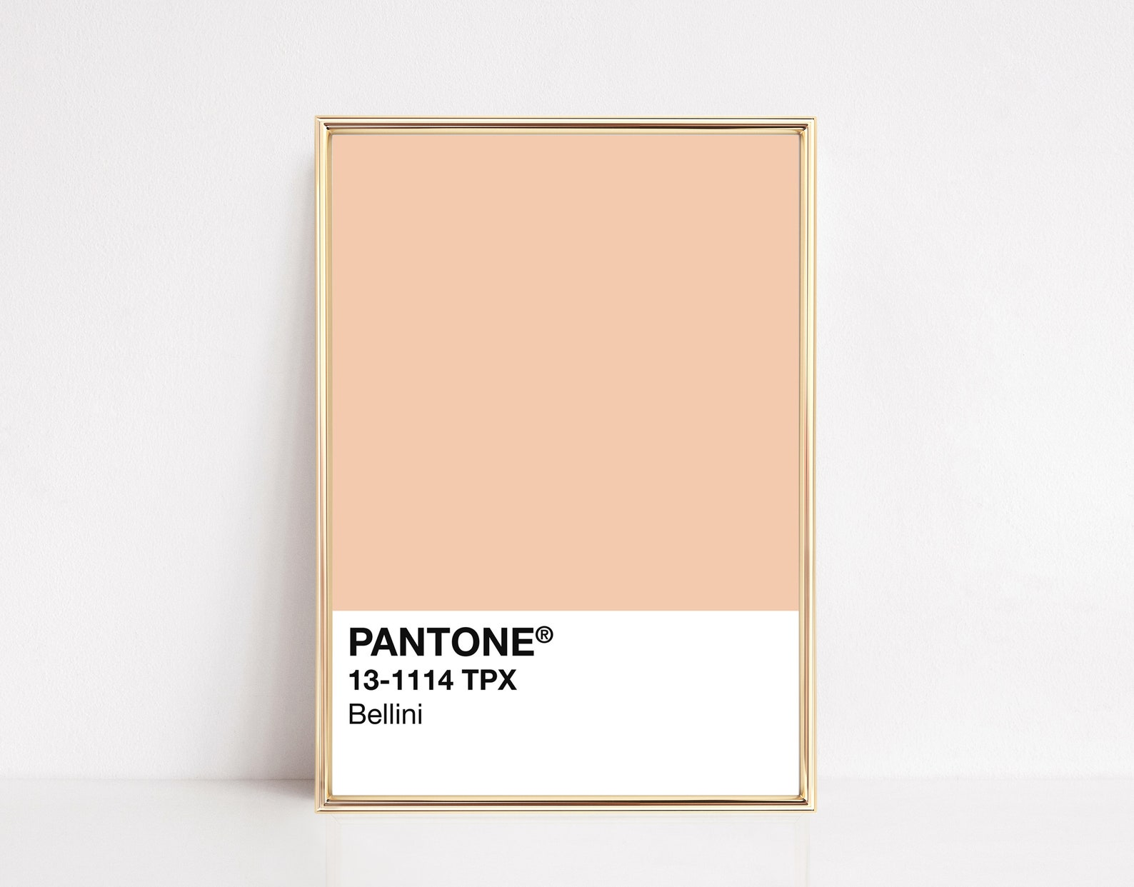 The Road Work Fetish On Pantone Canvas Gallery