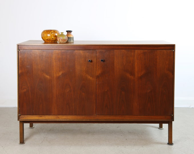 Mid Century modern WALNUT BUFFET by LANE