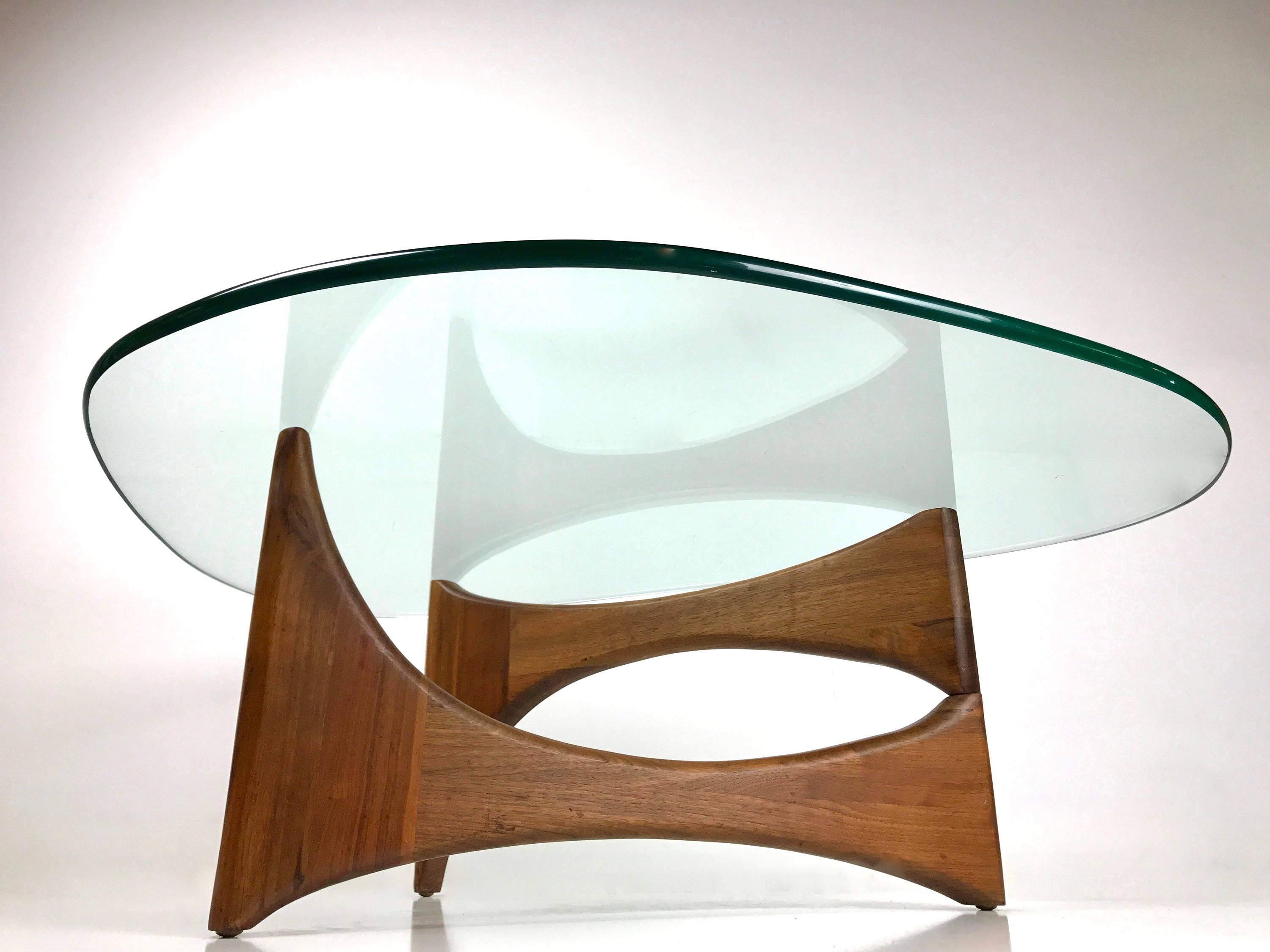 59a3380e0e88 Sold Mid Century Modern ADRIAN PEARSALL Sculpted Teak Biomorphic Coffee  Table NOGUCHI Style. gallery photo ...