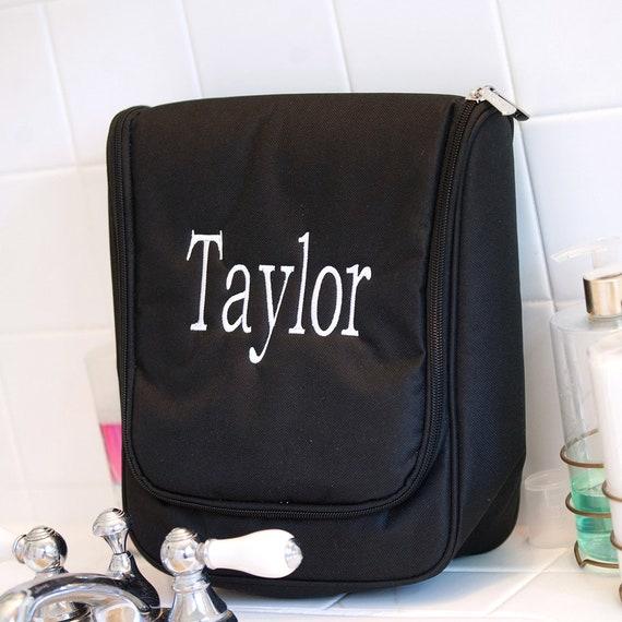 da7e165c0f41 Monogram Travel Bag Boys Toiletry Bag Travel Case For Boys