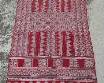 Tappeti Kilim Tunisini : Kilim rosso e bianco tappeti tappeti kilim tappeti fatti a etsy