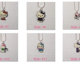 Hello Kitty Jewelry - Multiple Styles