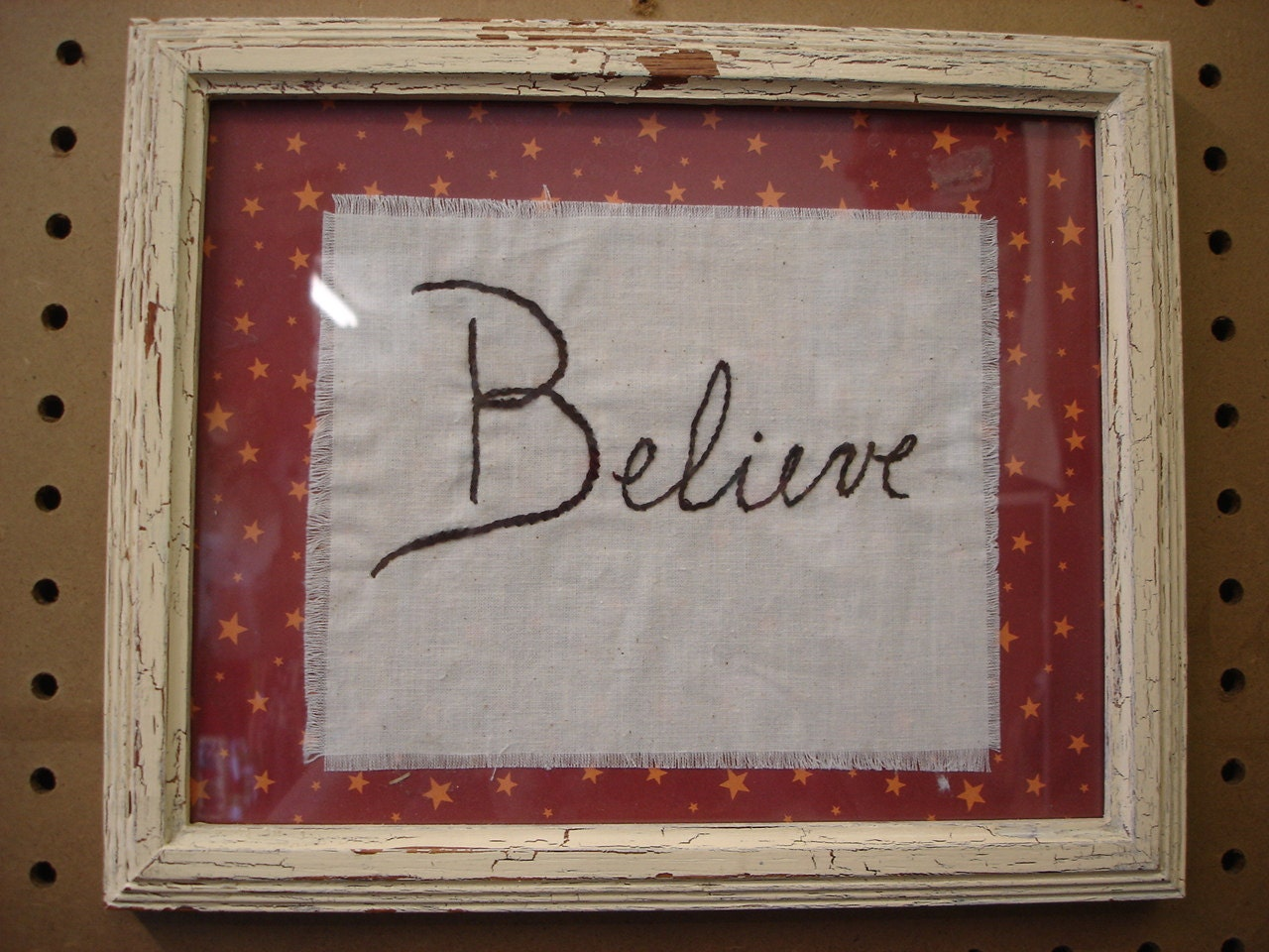 Inspiring,Phrases,Believe,Hand,Stitched,Wall,Decor,Framed,Housewares,Home_Decor,home_decor,phrase,hand_stitch,inspiring,inspire,frame,framed_phrase,for_your_home,wall_decor,gift,houseware,reclaimed,believe,wood,paper,fabric