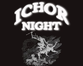 Ichor Night - D&D 5e Tabletop RPG Adventure - Dungeons and Dragons PDF