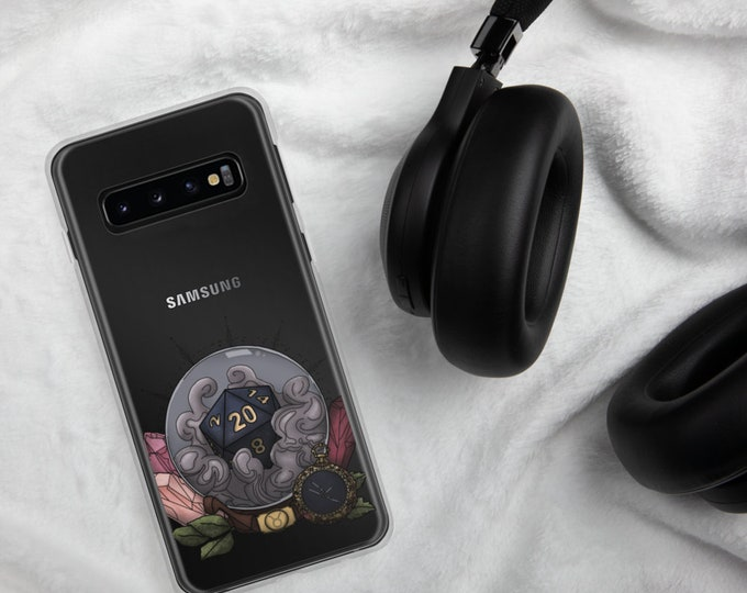 Taurus D20 Samsung Case - D&D Tabletop Gaming - Zodiac
