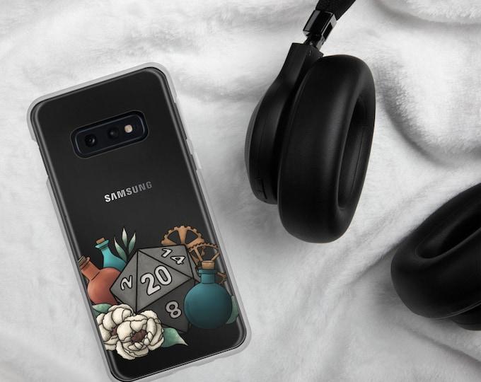 Artificer D20 - Samsung Case - D&D Tabletop Gaming