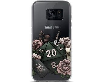 Rogue Class D20 Samsung Case - D&D Tabletop Gaming