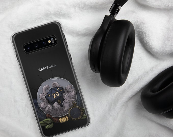 Pisces D20 Samsung Case - D&D Tabletop Gaming - Zodiac