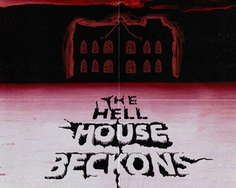 The Hell House Beckons  - D&D Tabletop RPG Adventure - Dungeons and Dragons
