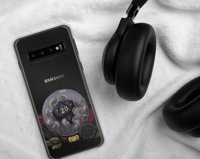 Scorpio D20 Samsung Case - D&D Tabletop Gaming - Zodiac