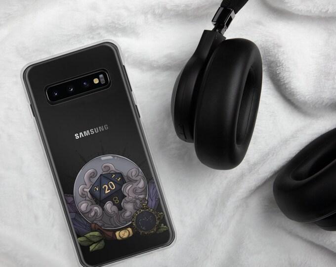 Sagittarius D20 Samsung Case - D&D Tabletop Gaming - Zodiac